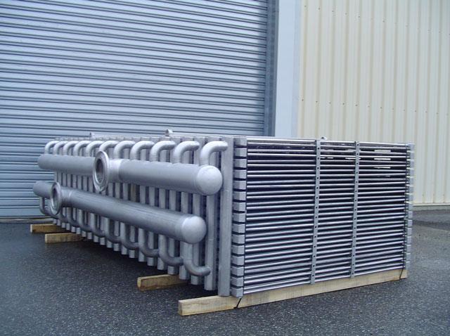 Fabrications spéciales pour climatiseurs et conditionneurs inox