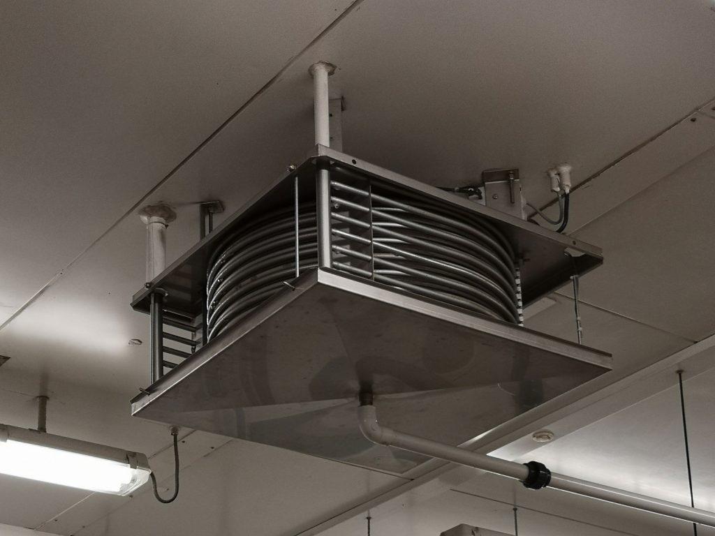 CirculAir, conditionneur d'air polyvalent en inox