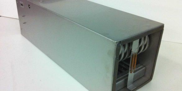 Renouvellement d'air - Batterie