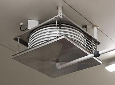 Evaporateur inox Circulair