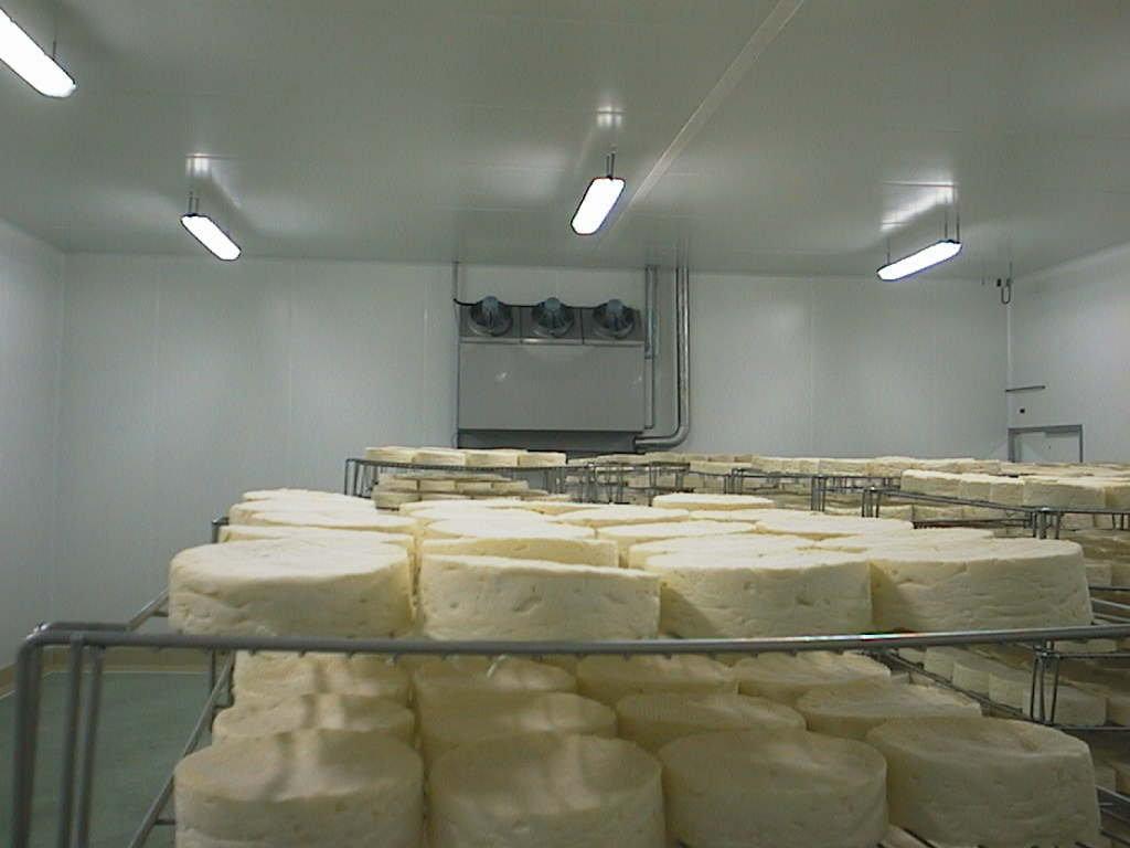 ModulAir en fromagerie