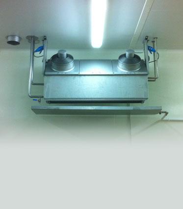 Gamme ModulAir climatiseur et conditionneur d'air inox