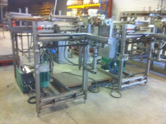 Automated welding lines