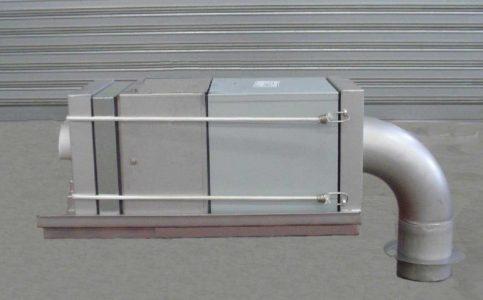 Renouvellement d'air - Caisson de renouvellement d'air